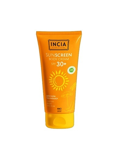 Incia Incia Sunscreen SPF30 Body Cream 100ml Renksiz